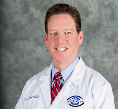 DR. Knauf, Ophthalmologist, Eye Site of Tampa Bay